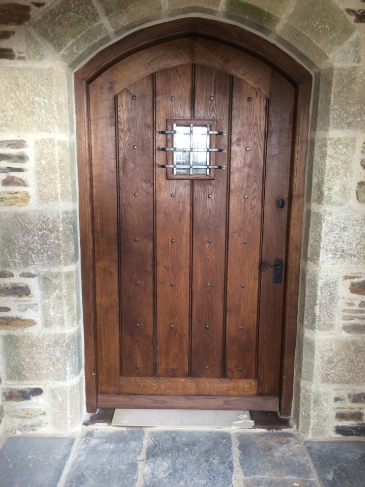 oak exterior doors distinctive country furniture limited