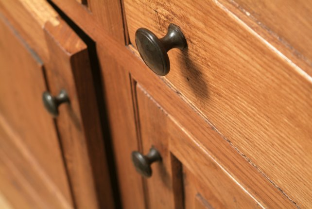 iron door knob